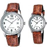 [カシオ] 腕時計 スタンダード ペアセット MTP-1175E-7BJF / LTP-1175E-7BJF