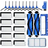 JoyBros 25-Pack Replacement Part Accessories Compatible for Eufy RoboVac 11S, RoboVac 15C, RoboVac 30, RoboVac 30C, RoboVac 1