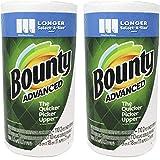 Bounty Advanced Select A-Size, Longer Sheet 11 x 7.1 Inch, White (220 Sheets) (2 Pack(220 Sheets))