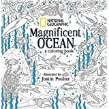 NG Magnificent Ocean: A Coloring Book