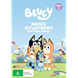 Bluey: Magic Xylophone And Other Stories Vol 1 (DVD)
