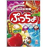UHA味覚糖 ぷっちょ 4種アソート ソフトキャンディ 93g