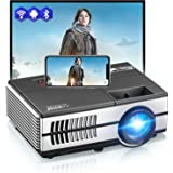LED Mini Wireless Bluetooth HDMI Projector Portable Home Theater Smart Android WiFi Projectors Multimedia Outdoor Movie Party
