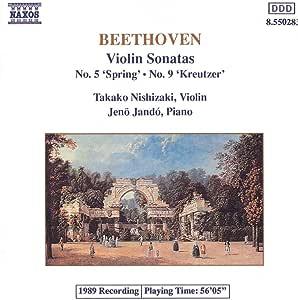 Violin Sonatas No.5 & 9