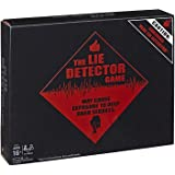 THE LIE DETECTOR GAME - Contains Real Lie Detector - May Cause Exposure - Adult Party Board Games - 2+ Players - Ages 16+