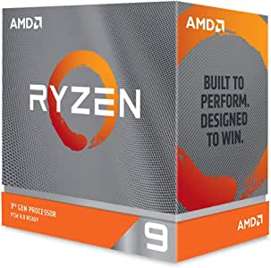 AMD Ryzen 9 3950X, without cooler 3.8GHz 16コア / 32スレッド 70MB 105W【国内正規代理店品】100-100000051WOF