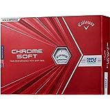 Callaway(キャロウェイ) ゴルフボール CHROME SOFT 2020年モデル
