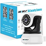 [4X Digital Zoom] WiFi Home Security Camera - GENBOLT 1080P indoor Dog Baby Monitor Camera for Wireless IP Surveillance Syste