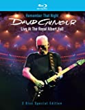 Remember That Night: Live at the Royal Albert Hall [Blu-ray] [Import]