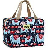 Toiletry Bag for Women Cosmetic Bag Large Toiletry Bag Navy Rose Toiletry Kit Leakproof Toiletry Bag for Girls Make Up Bag Fl