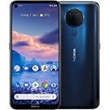 Nokia 5.4 Android One Smartphone (Official Australian Version 2021) Unlocked Mobile Phone with Family Link, Security Updates,