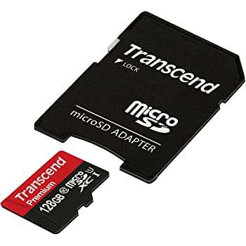 Transcend microSDXCカード 128GB Class10 UHS-I対応 無期限保証 Nintendo Switch 動作確認済 TS128GUSDU1P