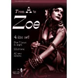 From A to Zoe - 4 disc tribal fusion set