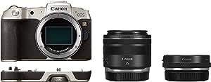 Canon ミラーレス一眼 カメラ EOS RP ゴールド・RF35 MACRO IS STM マウントアダプターSPキット