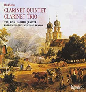 Clarinet Quintet / Clarinet Trio