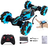 Boxgear Gesture Sensing RC Stunt Car with Off-Road, Four-Wheel Drive, Sports Mode, 40 Min Standby Suitable for Any Terrain, 2