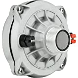 TIMPANO TPT-D250X Compression Driver for Pro Car Audio, 1 Inch Exit Phenolic Driver - Outstanding Performance for Midrange Re