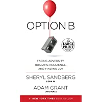 Option B: Facing Adversity, Building Resilience, and Finding…