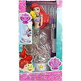 Tara Toy Disney Princess Ariel Light N Sparkle - Amazon Exclusive