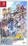 ルーンファクトリー5 -Switch 【Amazon.co.jp限定予約特典】「マリオネットと荘厳な馬の水着セット+新米…
