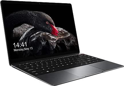 CHUWI Aerobook 13.3インチ ノートパソコン 高速Intel CPU搭載 メモリー8GB+256GB SSD FHDスクリーン スリムベゼル フルサイズキーボード Windows10搭載 ノートPC ラップトップ 無線LAN内蔵 軽量