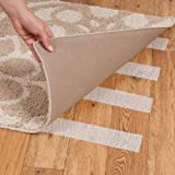 """Roberts 50-580 Roll of Indoor Anti-Slip Gripper Tape for Small Rugs, 2-1/2"""" x 25'"""