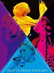 【Amazon.co.jp限定】TAEMIN ARENA TOUR 2019 ~X™~【特典:クリアファイル Type -B】[Blu-ray]