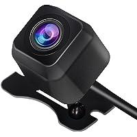 バックカメラ Artilee 高画質リアカメラ 車載用バックカメラ 42万画素 暗視機能 広角170°防塵防水IP67 車汎用 ガイドライン 超小型