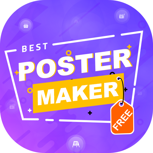 amazon co jp the poster maker flyer designer banner maker