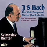 Bach: Well Tempered Clavier (Books I & II, Complete)