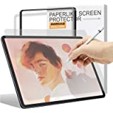 Paperfeel Screen Protector for iPad Air 4 2020 / iPad Pro 11 2020 & 2018, [Install Frame] Ambison High Touch Sensitivity Pape