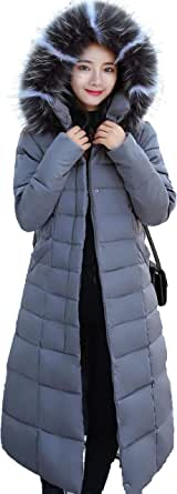 ダウンコート ロング ダウンジャケット ロングダウンコート レディース 中棉 フード付き 軽量 防寒