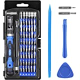 Syntus 63 in 1 Precision Screwdriver Set with 56 Bit Magnetic Screwdriver Kit Professional Electronics Repair Tool Kit for iP