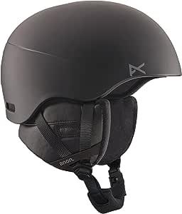 Anon(アノン) ヘルメット スキー スノーボード メンズ HELO 2.0 2019-20年モデル Lサイズ BLACK 15233103001
