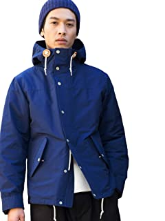 3-way 60/40 Cloth Deck Parka 3225-199-2293: Cobalt