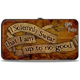 "Buckle-Down Buckle-Down Hinge Wallet - Harry Potter Accessory, Harry Potter, 7"" x 4"""