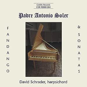 SOLER: Keyboard Sonatas / Fandango, Vol. 1