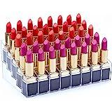 Benbilry 40 Slots Acrylic Lipstick Organizer Display Holder (40 slots)