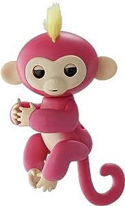 小っちゃな手のりモンキー ハグミン(ピンク)