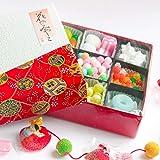 「 花の都 」 京都 和菓子 お菓子 詰め合わせ 詰合せ 人気 定番 海外 小箱 プレゼント ギフト プチギフト お返し…