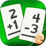 Best 第二学年 - 幼稚園、第一および第二学年の子供のための加算と減算フラッシュカードクイズとマッチゲーム Review