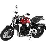 スカイネット 1/12 完成品バイク ホンダ CB1000R クロモスフィアレッド