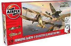 Junkers Ju87R-2 Gloster Gladiator Mk.I