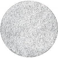 バクマ 交換用フィルター 樹脂製角型レジスター専用(10枚セット) REF-100