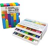 サクラクレパス 色鉛筆 クーピー Limited Edition FY60-AZ 60色セット