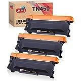 JIMIGO Compatible Toner Cartridge Replacement for Brother TN450 TN-450 TN420 TN-420 Toner for HL-2270DW HL-2280DW HL-2230 HL-