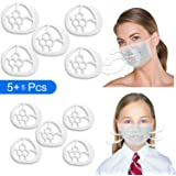 Reusable 3D Face Mask Bracket, Face Mask Accessories Face Covering Inner Support Frame Mask Bracket Internal Support Frame fo