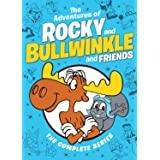 ROCKYBULLWINKLE COMPLETE SERIES DVD