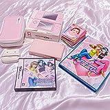オシャレ魔女ラブandベリー ソフト ニンテンドーDS light本体 ピンク カートリッジ カード フルセット