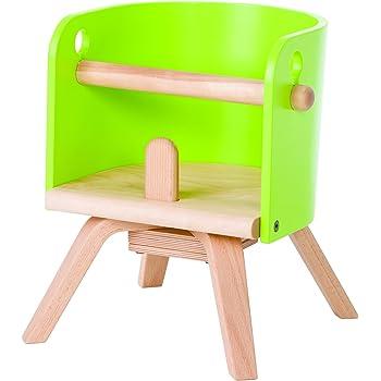 Sdi Fantasia Carota-mini 緑 CRT-02L 人参をモチーフにした愛らしい子供椅子 日本製